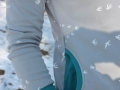 Hoodie nähen. 12colorsofhandemadefashion Farbe Grün. JanaKnöpfchen - Nähblog