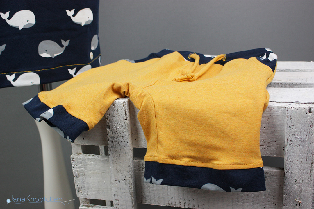 Kurze Schlafanzughose für Jungs nähen. JanaKnöpfchen - Nähen für Jungs