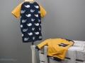 Jungschlafanzug für den Sommer selbstgenäht. JanaKnöpfchen - Nähen für Jungs