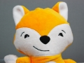Kuscheltier Fuchs selbstgenäht. JanaKnöpfchen - Nähen für Jungs