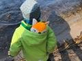 Zu Ostern ein Kuscheltier Fuchs nähen. Schnittmuster Fuchs Fred von Kullaloo. JanaKnöpfchen - Nähen für Jungs