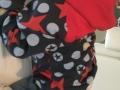 hoodie letz knöpf tragebild seitlich-janaknöpfchen. nähen für jungs