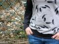 shirt fuer frauen schnitt liv. bündchendetail, janaknoepfchen naehblog. nähen für jungs