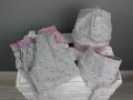 Selbstgenähte Babyset für kleine Mädchen. JanaKnöpfchen - Nähen für Jungs