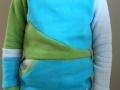 Hoodie für Jungs Tragebild. Schnittmuster Miro von Worawo. JanaKnöpfchen - Nähen für Jungs
