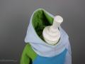 Kapuze eines Hoodies. Schnittmuster Miro von Worawo. JanaKnöpfchen - Nähen für Jungs