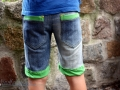 motti shorts rueckansicht der kurzen hose für jungs.janaknoepfchen. nähen für jungs