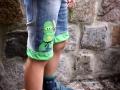motti shorts seitlich Ansicht der kurzen hose für jungs. janaknoepfchen. nähen für jungs