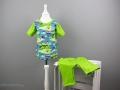 Kurzen Schlafanzug nähen für Jungs. JanaKnöpfchen - Nähen für Jungs