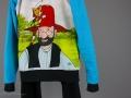 Selbstgenähter Schlafanzug für Jungs mit Petterson und Findus drauf. JanaKnöpfchen - Nähen für Jungs