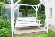 Gartenschaukel zum Chillen bauen.  JanaKnöpfchen - Nähen für Jungs