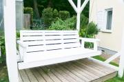 gemütliche Gartenschaukel aus Holz bauen.  JanaKnöpfchen - Nähen für Jungs
