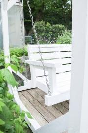 Gartenschaukel aus Holz selbstbauen.  JanaKnöpfchen - Nähen für Jungs