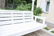 Garten-DIY Schaukel zum Chillen bauen.  JanaKnöpfchen - Nähen für Jungs