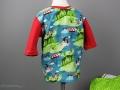 Schlafanzug für Jungs nähen mit Pauli dem kleinen Maulwurf.  JanaKnöpfchen - Nähen für Jungs