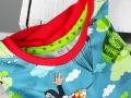 Pauli Schlafanzug selbstgenäht für Jungs.  JanaKnöpfchen - Nähen für Jungs