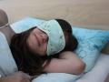 tutorial schlafbrille naehen tragebild. janaknoepfchen. nähblog - nähen für jungs