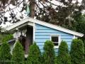Schwedisches Baumhaus selbstgebaut.  JanaKnöpfchen - Nähen für Jungs