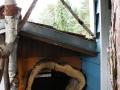 Selbstgebautes Baumhaus mit Geheimversteck.  JanaKnöpfchen - Nähen für Jungs