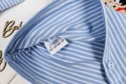 Detail des Wäschezeichens für selbstgenähte Kleidung. JanaKnöpfchen - Nähen für Jungs