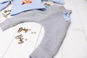 Babyhose selbstgenäht als Geburtsgeschenk. JanaKnöpfchen - Nähen für Jungs