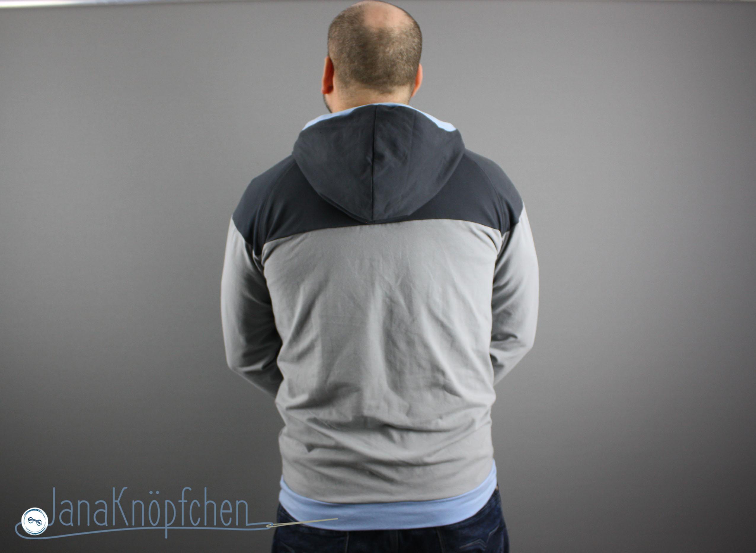 Shirt für Männer selbstgenaeht. JanaKnöpfchen. Nähen für Jungs - Nähblog