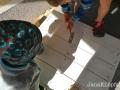 Terassentisch Upcyclingmöbel Jungs JanaKnöpfchen Nähen für Jungs