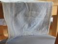 detailbild des selbstgenähten tischläufer.janaknöpfchen nähblog - nähen für jungs
