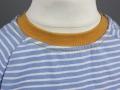 Tutorial Halsausschnitt versäubern - Halsbündchen. JanaKnöpfchen - Nähen für Jungs