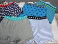 Resteverwertung. Selbstgenähte Unterhosen für Jungs. JanaKnöpfchen - Nähen für Jungs