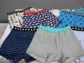Unterhosen aus Stoffresten selber nähen. JanaKnöpfchen - Nähen für Jungs
