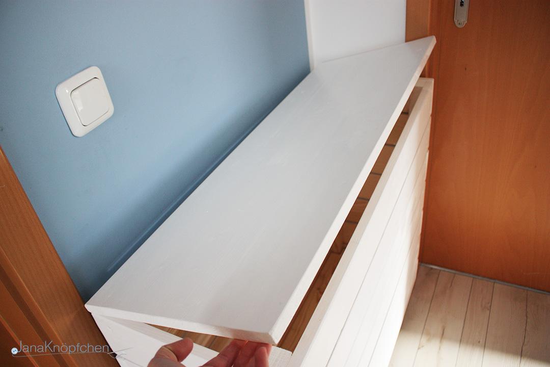 DIY selbstgebauter Wäschekorb.  JanaKnöpfchen - Nähen für Jungs