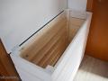 DIY Wäschekorb gebaut aus Holz.  JanaKnöpfchen - Nähen für Jungs