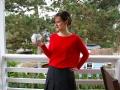 Kellerfaltenrock selbstgenäht für Weihnachtsoutfit. JanaKnöpfchen - Nähen für Jungs