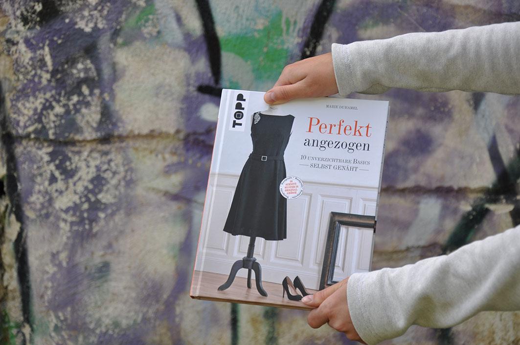 Perfekt angezogen Nähbuch. Gastbeitrag Näh-Bücher Tipps von Fairytalegonesrealistic bei JanaKnöpfchen - Nähblog