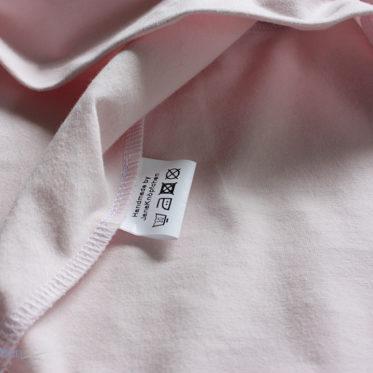 wie wasche ich selbstgenähte Kleidung. Mit den Wäschezetteln von Ikast Etiket Label Yourself. Nähen für Jungs - JanaKnöpfchen