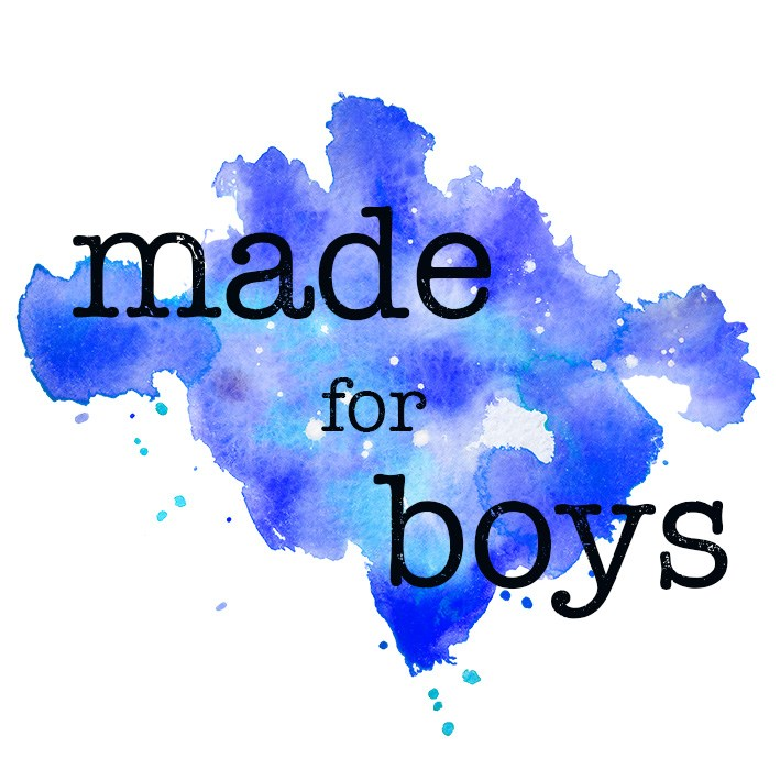 Linkparty made for boys auf dem Nähblog JanaKnöpfchen - Nähen für Jungs