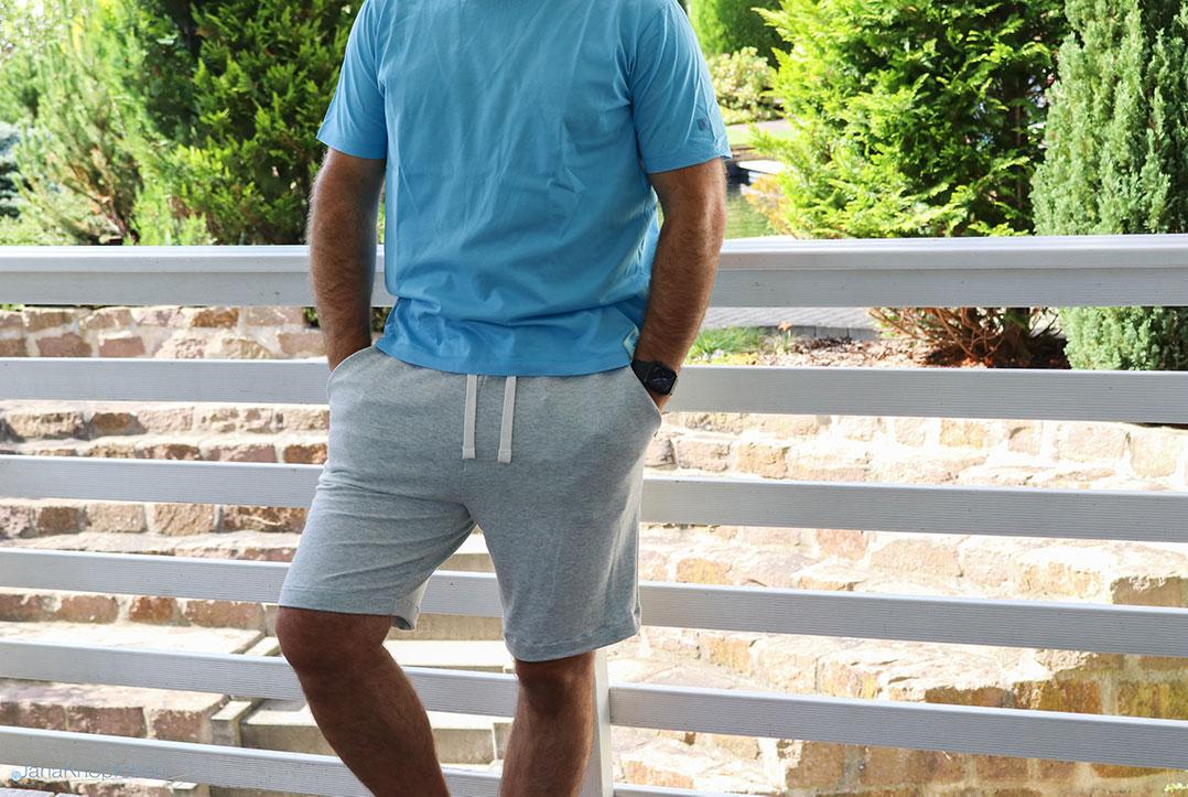 Leichte kurze Jogginghose aus Sommersweat. JanaKnöpfchen - Nähen für Jungs