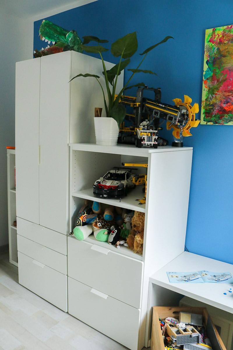Kindermöbel Ikea für neues Kinderzimmer. JanaKnöpfchen - Nähen für Jungs