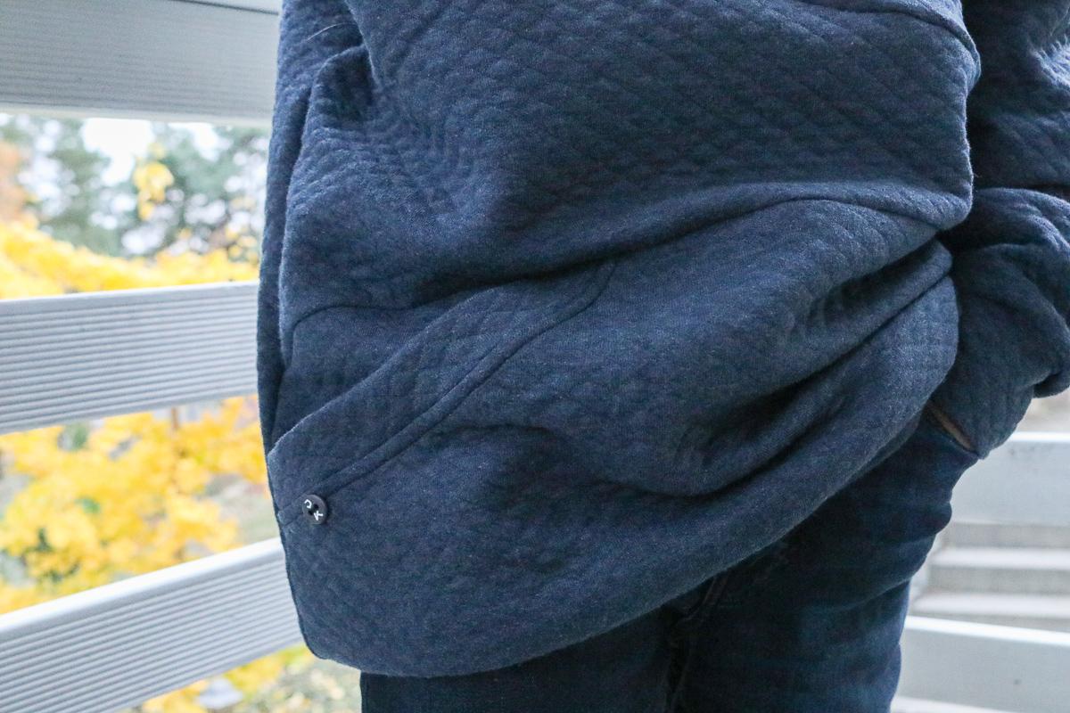 Hoodie mit Tasche nähen. JanaKnöpfchen - Nähen für Jungs